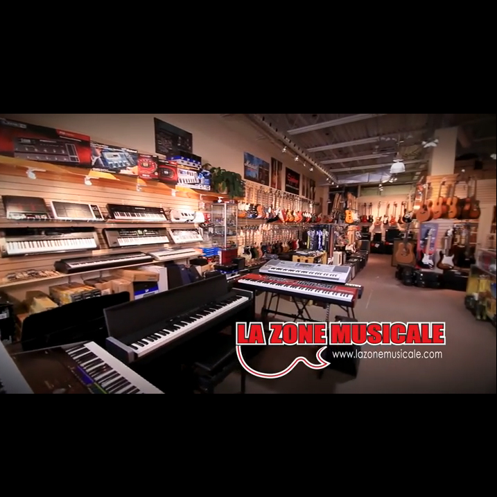 La Zone Musicale - Musical Instrument Stores - 450-508-4717