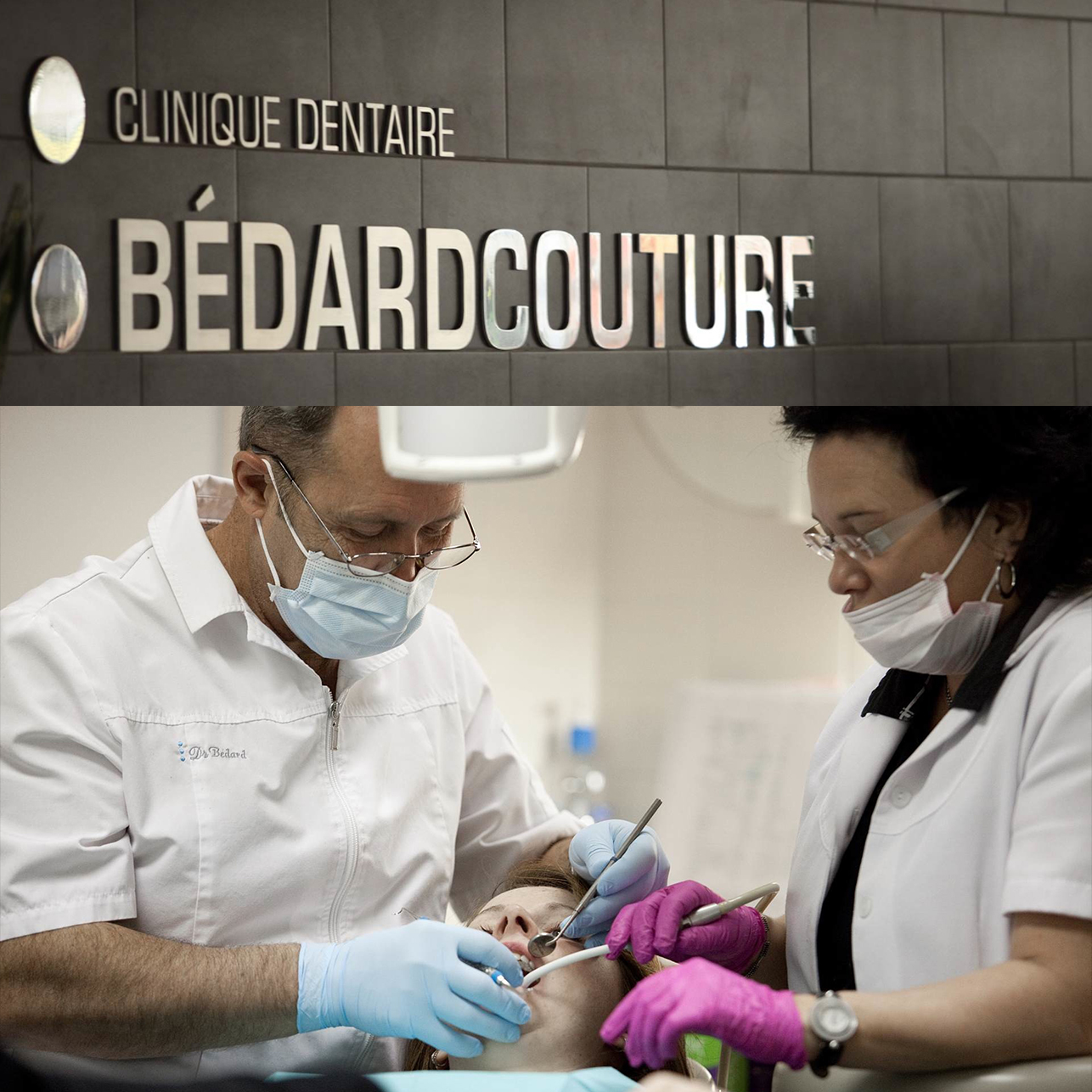 Clinique Dentaire Bédard Couture - Traitement de blanchiment des dents - 450-651-9935