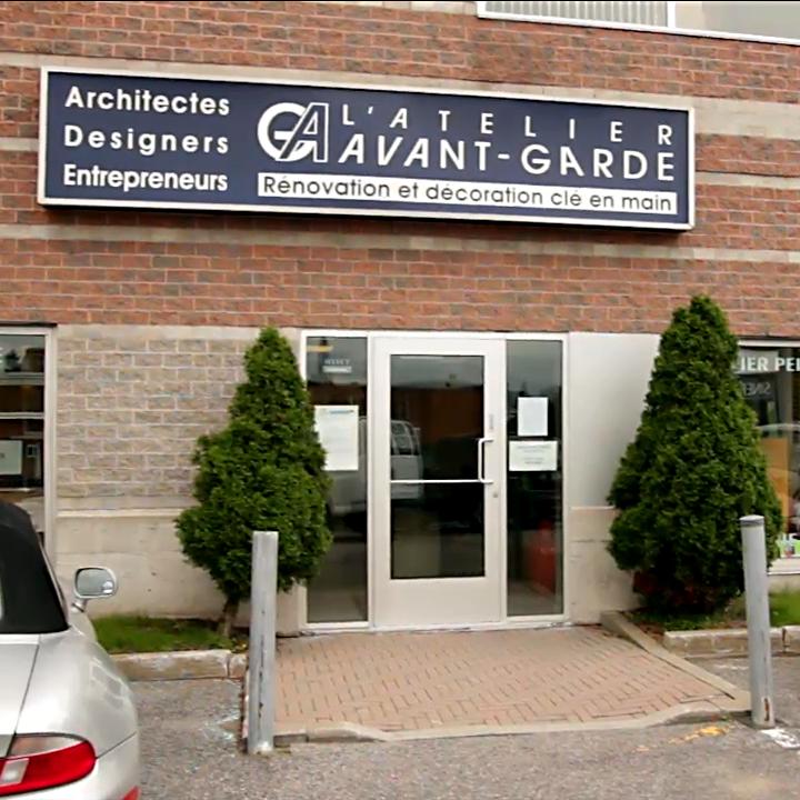 L'Atelier Avant-Garde Inc - Vidéo 1
