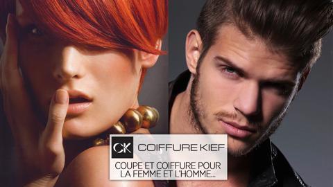 Coiffure Kief Inc - Vidéo 1