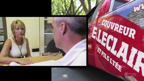 Couvreur E Leclair & Fils Ltée - Vidéo 1