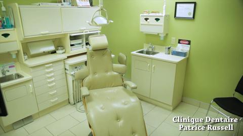 Clinique Dentaire Patrice Russell - Vidéo 1