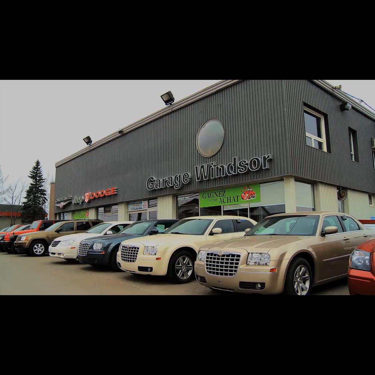 Garage Windsor Ltée Chrysler - Vidéo 1