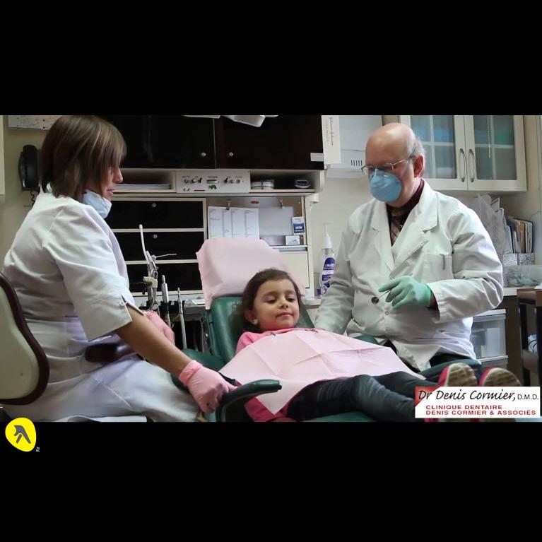 Cormier Denis Dr - Dentistes - 514-325-2990
