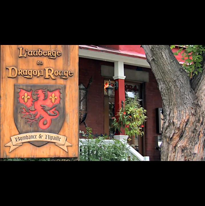Auberge Du Dragon Rouge - Vidéo 1