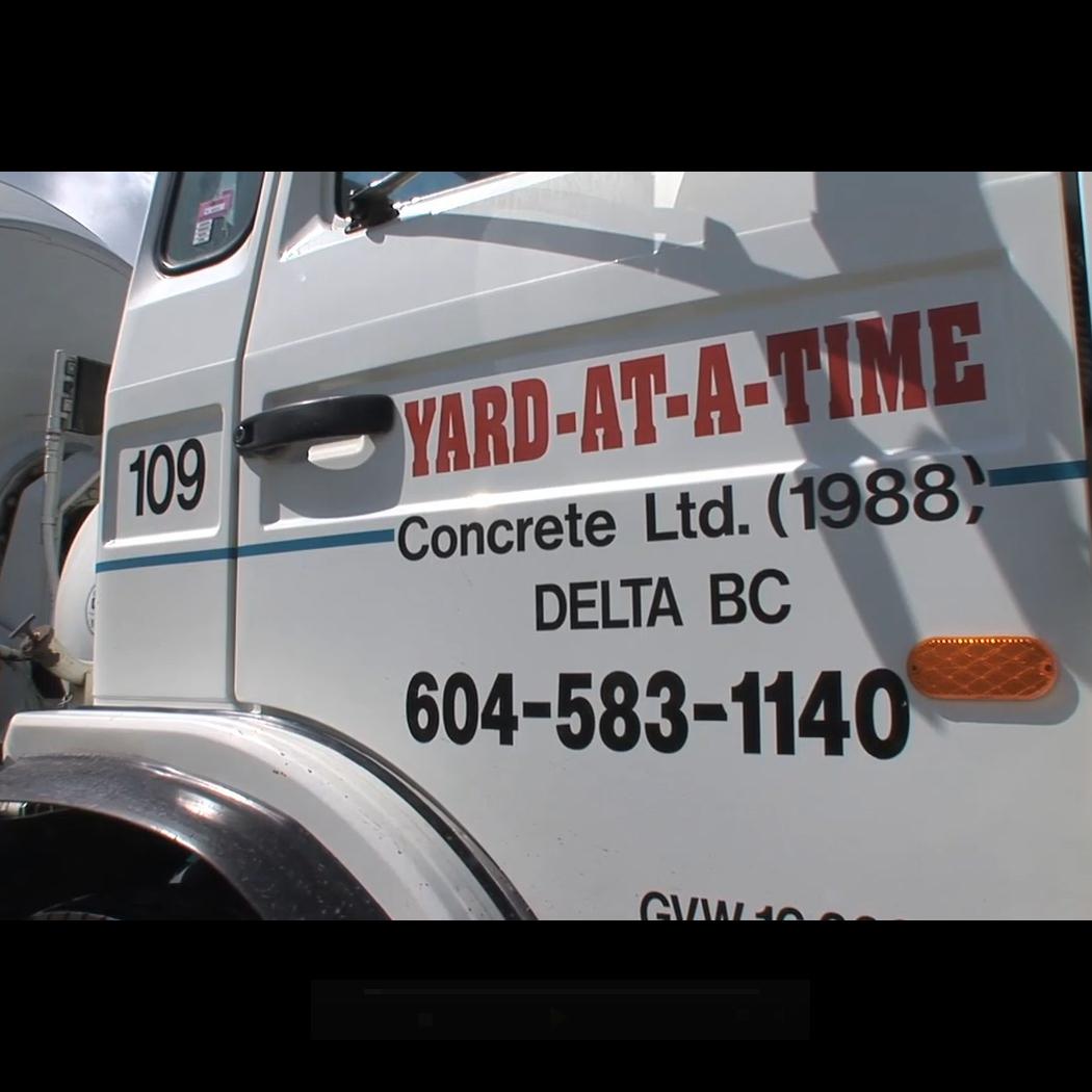 Yard-At-A-Time Concrete (1988) Ltd - Concrete Products - 604-583-1140