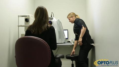 Opto Plus Clinique Optométrique De Saint-Hyacinthe - Vidéo 1