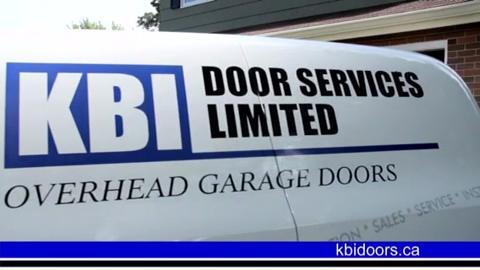KBI Door Services Ltd - Video 1