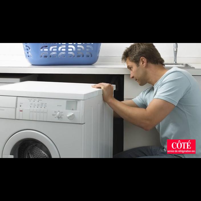 Service de Réfrigération Côté Enr - Vidéo 1