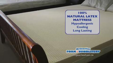 McGeachie's Foam & Upholstery - Video 1