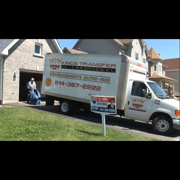 King's Transfer Van Lines Inc - Déménagement et entreposage - 514-932-2957
