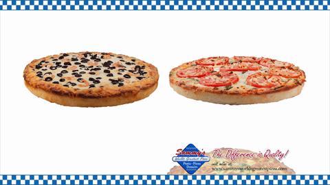 Sammy's World's Greatest Pizza - Video 1