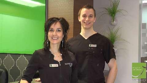 Clinique de Santé Dentaire Kathleen Gagnon - Vidéo 1