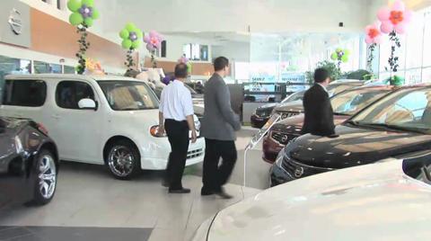 Paquet Nissan Inc - Vidéo 1