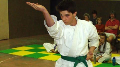 Western Karate Academy - Video 1