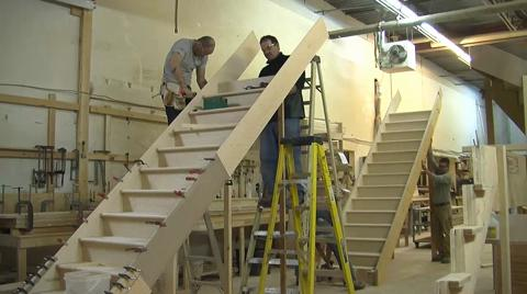 Accurate Stairs & Railings - Div of Randell Carpentry Inc - Video 1