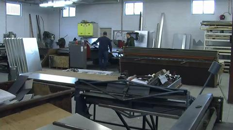Burke's Sheet Metal 2007 Inc - Video 1