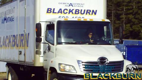 Déménagement Avantage Blackburn Inc - Vidéo 1
