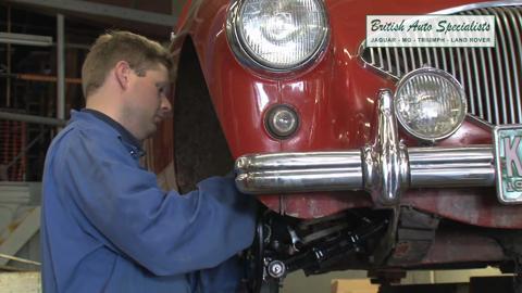 British Auto Specialists - Video 1