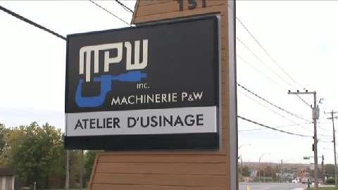 Machinerie P&W - Vidéo 1