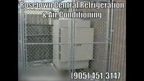 Rosetown Central Refrigeration & Air Conditioning Ltd - Video 1