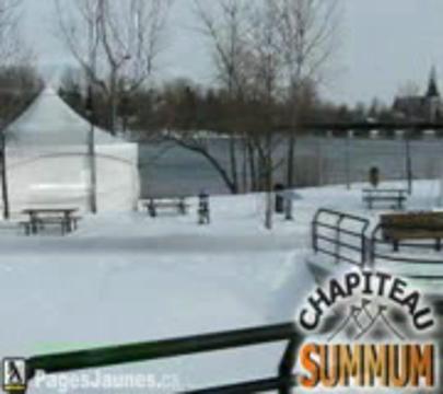 Chapiteau Summum - Vidéo 1