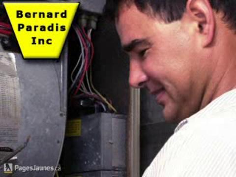 Bernard Paradis - Vidéo 1