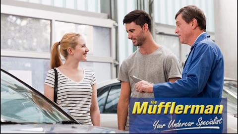 The Mufflerman - Video 1