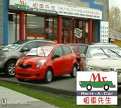 Mr Rent-A-Car - Video 1