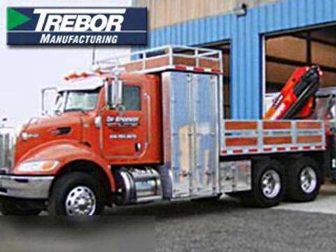 Trebor Manufacturing - Vidéo 1