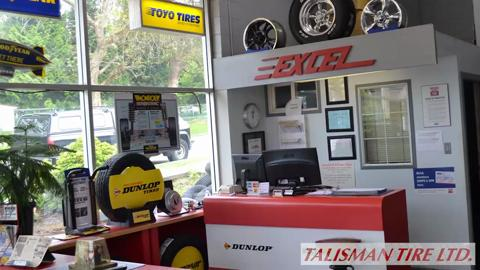 Talisman Excel Tire & Align Centre - Video 1