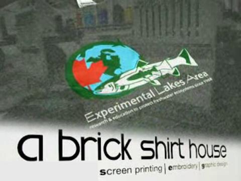 A Brick Shirt House - Video 1