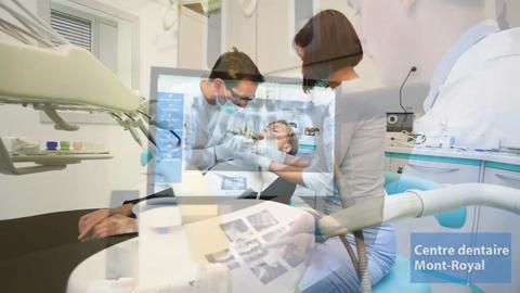 Centre Dentaire Mont-Royal - Vidéo 1