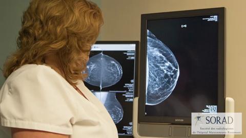 SORAD Société Des Radiologistes De L'hôpital Maisonneuve-Rosemont - Vidéo 1