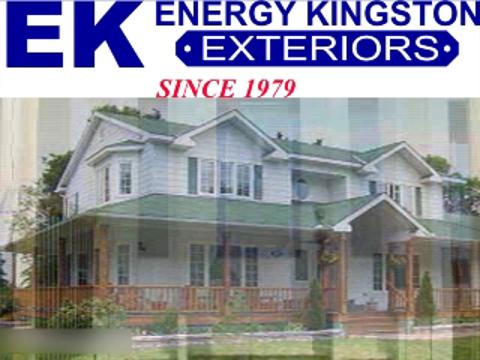 EK Energy Kingston Exteriors - Video 1