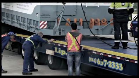 Lipari Déménagement & Entreposage Ltée - Vidéo 1