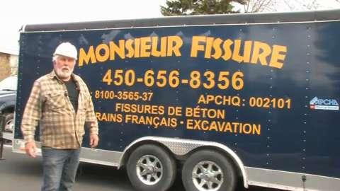 Monsieur Fissure - Vidéo 1