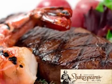 Shakespeare's Steak & Seafood - Video 1