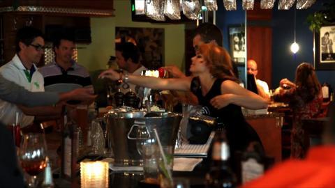 Bar-Restaurant Chez Mario Tremblay - Vidéo 1