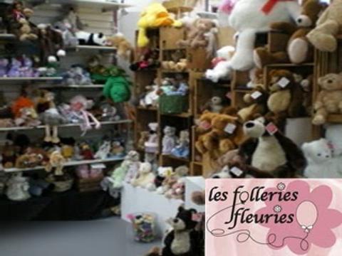 Les Folleries Fleuries  - Vidéo 1