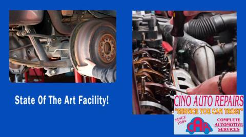 Cino Auto Repairs - Video 1