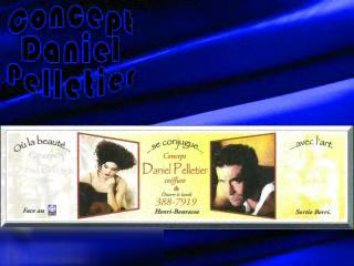Concept Daniel Pelletier - Vidéo 1
