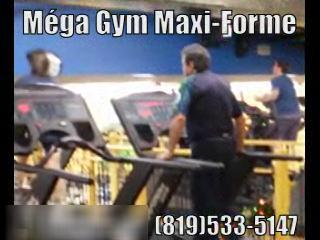 Mega Gym Maxi-Forme - Vidéo 1