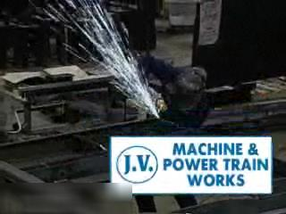 J V Machine & Power Train Works - Video 1