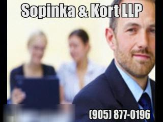 Sopinka & Kort LLP Barristers & Solicitors - Video 1