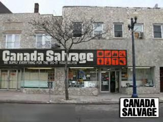 Canada Salvage Co - Video 1