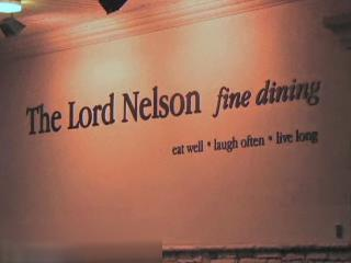 Lord Nelson Fine Dining - Video 1