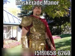 Maskerade Manor - Video 1