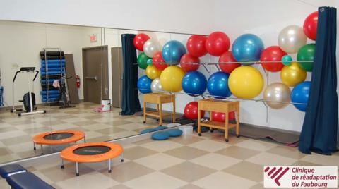 Clinique de Réadaptation du Faubourg - Vidéo 1