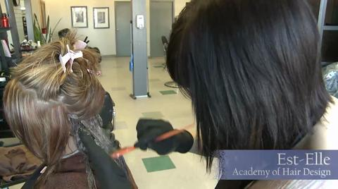 Est-elle Academy Of Hair Design - Video 1